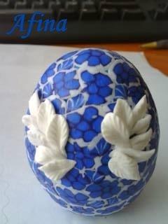 Лепка,декор из пластики ,теста и т.п к Пасхе 3c5f6cbeeef915a8529b477bfe3edeab_1