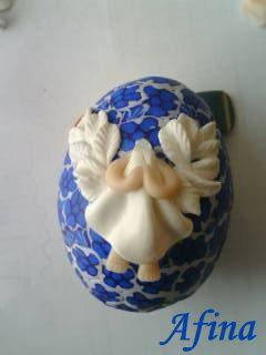 Лепка,декор из пластики ,теста и т.п к Пасхе A4d4cd7be737a9d0d333005741ee9016_1