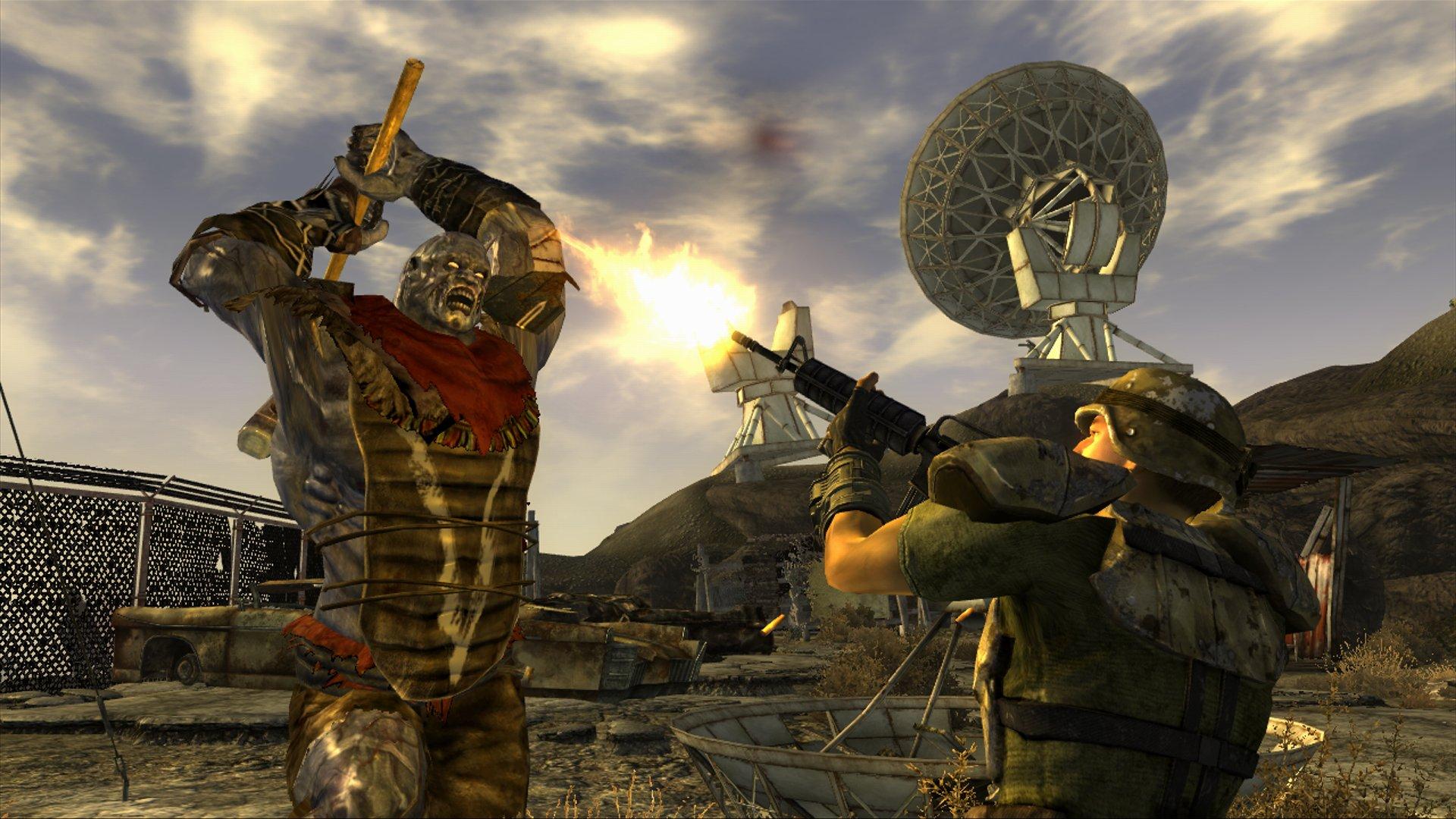 Fallout: New Vegas PC להורדה בטורנט מהיר Fallout3