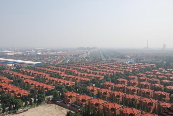 Capitalismo, Socialismo, mix Capitalista-Socialista, ???. El Caso Huaxi, una ciudad china donde todos son millonarios.   Huaxi-3
