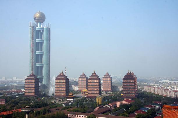 Capitalismo, Socialismo, mix Capitalista-Socialista, ???. El Caso Huaxi, una ciudad china donde todos son millonarios.   Huaxi-1