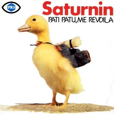 Nos dessins animés d'enfance Saturnin1