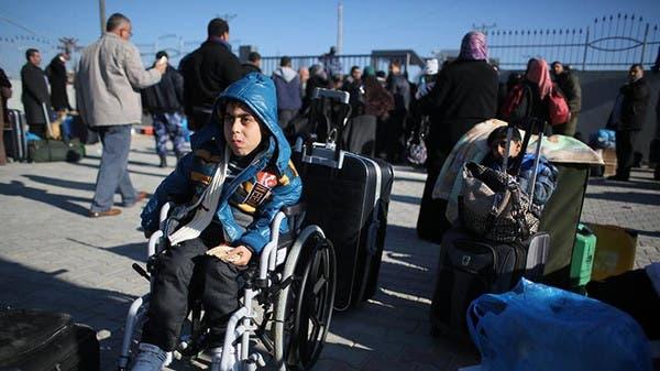 مصر.. عبور 1440 فلسطينيا من معبر رفح خلال 3 أيام 98b95ea0-4550-4bea-b63d-de4694d5cc07_16x9_600x338
