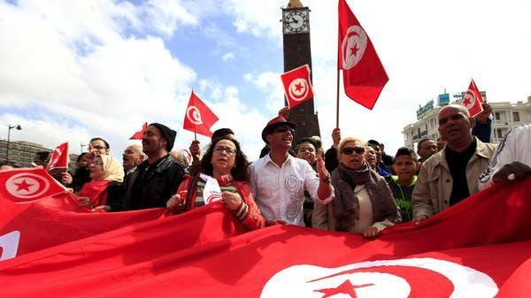 """بدء مسيرة تونس """"ضد الإرهاب"""" بمشاركة زعماء العالم 509ab1dc-8106-4cc7-82c1-b79c7075697e"""