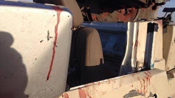 مقتل 4 في هجوم انتحاري قرب #مصراتة الليبية 5ec7db7e-cec3-4c50-8d4f-84fa78fe7f23_16x9_600x338