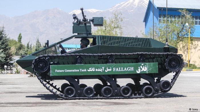 """الدفاع الإيرانية: نتفاوض مع موسكو لشراء دبابات """"تي 90"""" - صفحة 2 9098530a-34f1-4946-b3fb-01e1c19f96e5"""