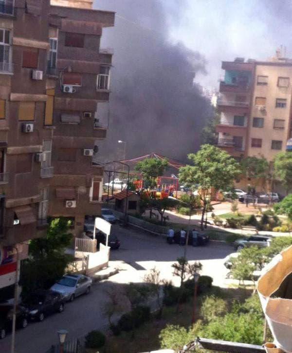 استهداف موكب لواء في دمشق بتفجيرين.. والأمن يستنفر 566b092f-84b6-42df-885b-12f8643d0305