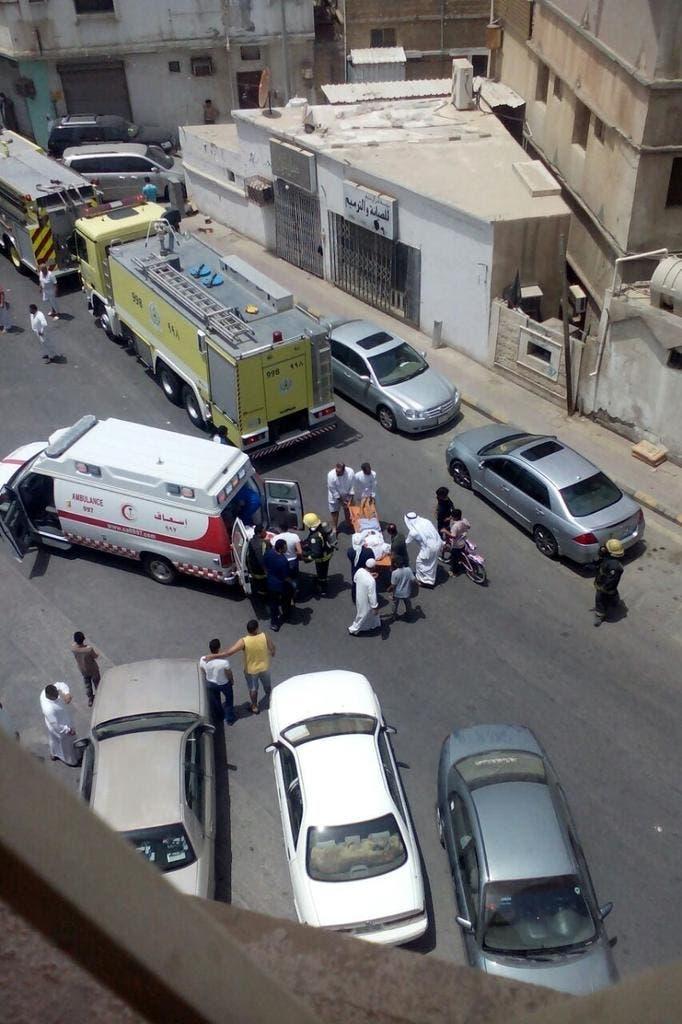 السعودية.. عملية انتحارية في مسجد بالقطيف تقتل 21 شخصا 27bc3256-07e5-4715-bac4-67601b2f9a56