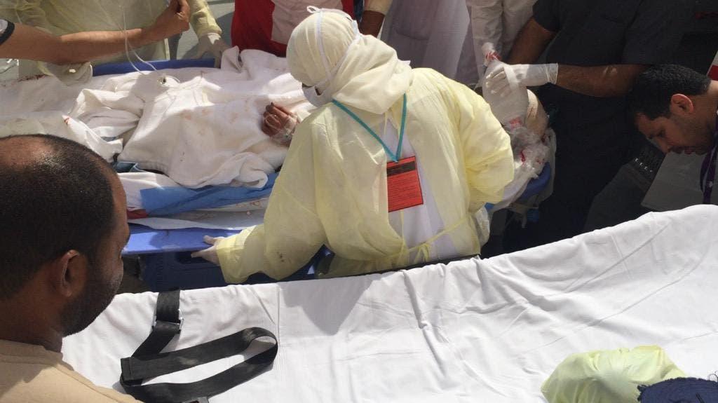 السعودية.. عملية انتحارية في مسجد بالقطيف تقتل 21 شخصا B9d6f1b1-54d6-4677-811d-685e44d2b257