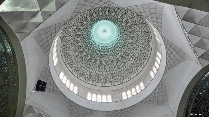 مقبرة #الخميني مؤسس النظام الإيراني الأكثر كلفة بالعالم 38e6ea74-f619-4091-b2f9-31f185288bbc