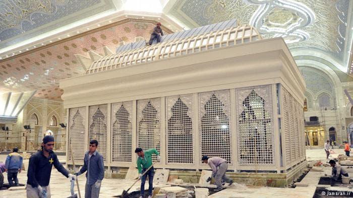 مقبرة #الخميني مؤسس النظام الإيراني الأكثر كلفة بالعالم 5a5e7be9-1935-4771-a161-d4ecc2b9035e