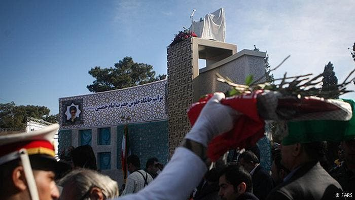 مقبرة #الخميني مؤسس النظام الإيراني الأكثر كلفة بالعالم 76233b69-c945-4d0c-bc44-77c3be98ba84