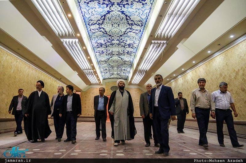 مقبرة #الخميني مؤسس النظام الإيراني الأكثر كلفة بالعالم 786a3c1c-8a06-4591-a3c4-748effa17184
