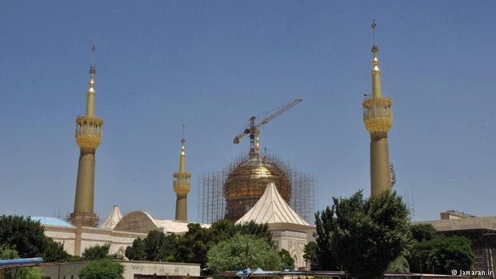 مقبرة #الخميني مؤسس النظام الإيراني الأكثر كلفة بالعالم A86e0281-d9b9-41f0-8b3f-0dd02d0e2da9