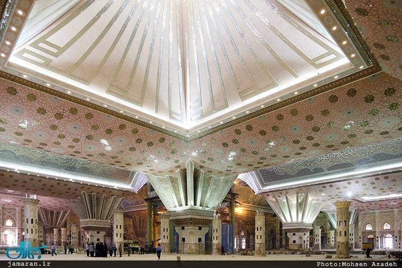 مقبرة #الخميني مؤسس النظام الإيراني الأكثر كلفة بالعالم E02cd383-1297-480d-b2ad-6abb37d5d167