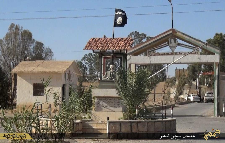 """""""داعش"""" يفجّر سجن تدمر بعبوات ناسفة 335d703b-82c2-4fca-9075-1a960f201352"""