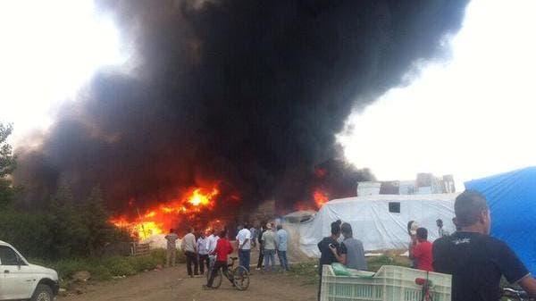 حريق ضخم في مخيم المرج للنازحين السوريين في لبنان F2f2a891-2fbd-44e9-98d2-10b7bcfb7fa5_16x9_600x338