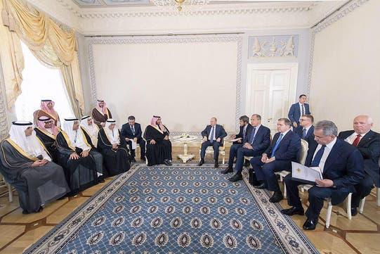 السعودية وروسيا: 16 مفاعلاً نووياً و6 اتفاقيات 930914e0-2352-4557-9495-73c2420d090d