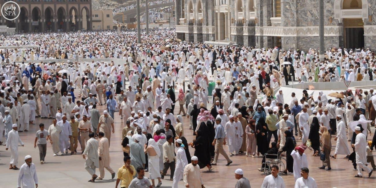 صورة لأول صلاة جمعة في رمضان بالمسجد الحرام E4045b6d-19a0-45ff-9ac4-231d1b40b57e