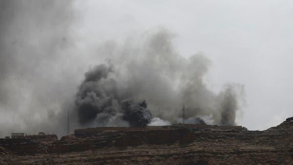 غارات على جبل نقم ومنازل أقارب المخلوع صالح في صنعاء Ce775fc5-2d28-4a7b-a7d0-e9be3b17bfa3_16x9_600x338