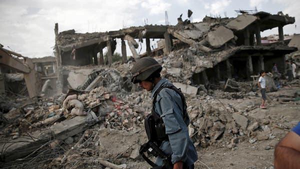 ضحايا في تفجير انتحاري استهدف أكاديمية شرطة في كابول 6d1e0a39-9806-4c81-a272-f50f3f0eb5de_16x9_600x338