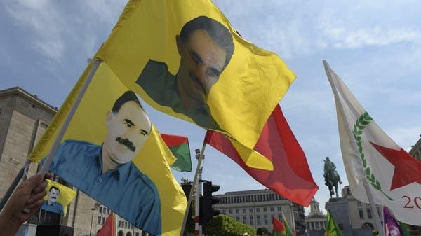 آلاف الأكراد يتظاهرون في أوروبا تنديدا بالغارات التركية 5e9befdc-9c21-4732-a983-3b2d72a5bd1a_16x9_600x338