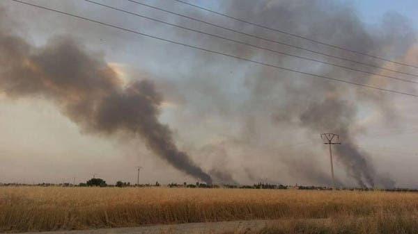 داعش يقتل 47 مقاتلا من المعارضة السورية في ريف حلب 6b5698e0-4956-4192-8cbd-9534cc128ff3_16x9_600x338