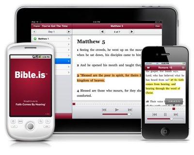 ¡NUEVO! LA BIBLIA PARA DISPOSITIVOS TOUCH Bibleis