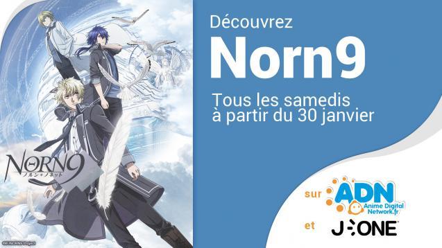 [Hiver 2016] Les nouveaux simulcasts de la saison  NORN9_logo