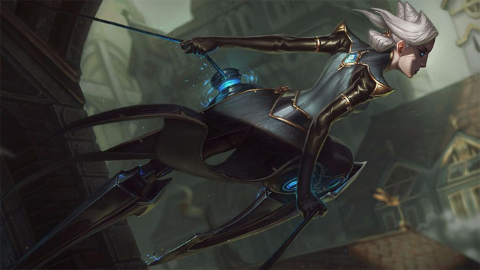 EPREUVE 4 • Voyage en Enfer - Page 2 League-of-legends-camille