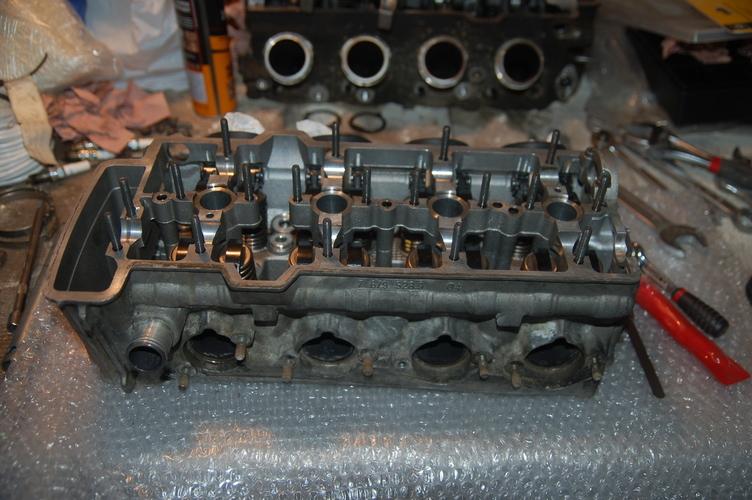 Remontage de mon K1200GT 01