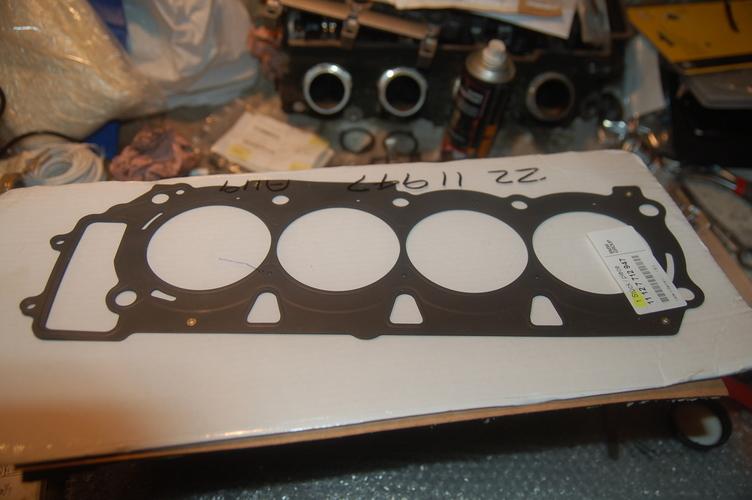 Remontage de mon K1200GT 09