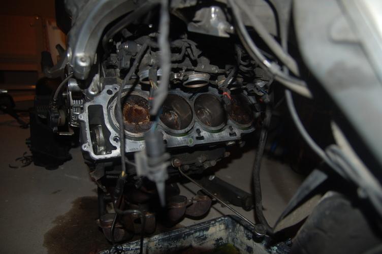 Remontage de mon K1200GT 10