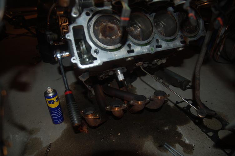 Remontage de mon K1200GT 12