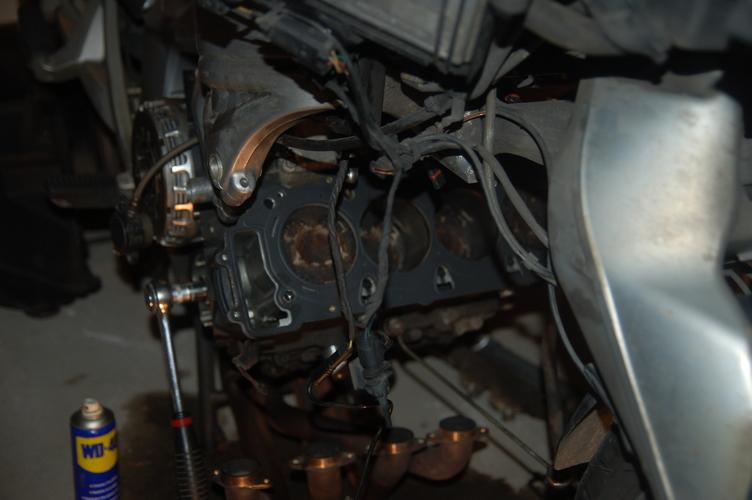 Remontage de mon K1200GT 14