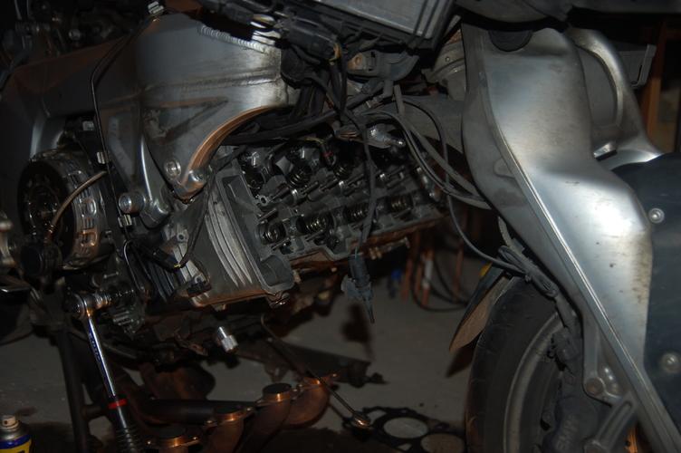 Remontage de mon K1200GT 15