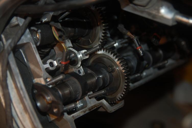 Remontage de mon K1200GT 20