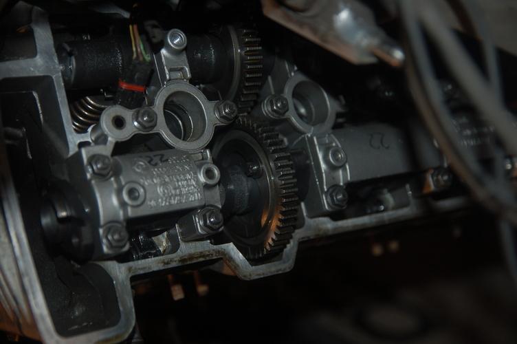 Remontage de mon K1200GT 23