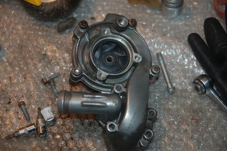 Remontage de mon K1200GT 40