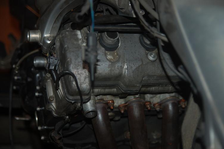 Remontage de mon K1200GT 45