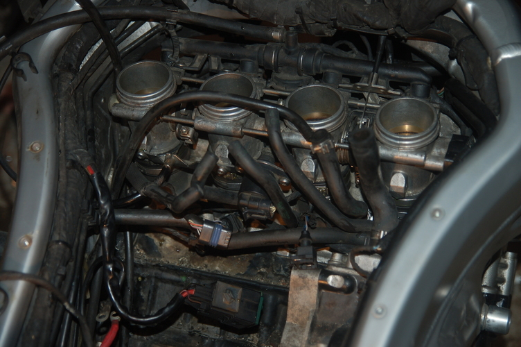 Remontage de mon K1200GT 48
