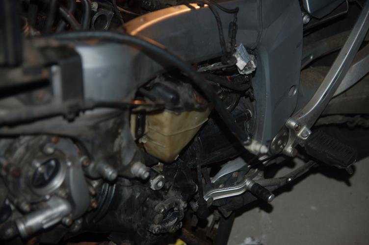Remontage de mon K1200GT 53
