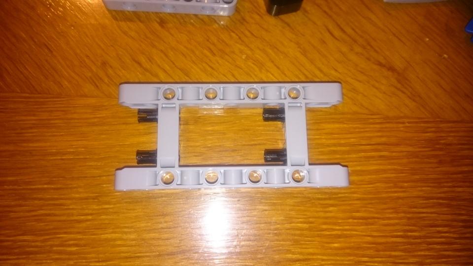 (Re)Montage d'un R1200 GSA R1200--2