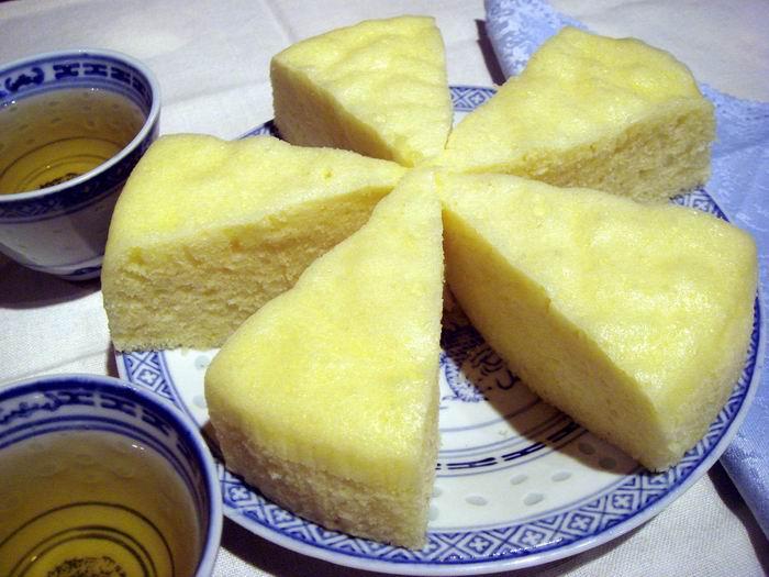 Bánh Bông Lan Dim Sum (Bánh bò hấp Malaysia) Bongla10