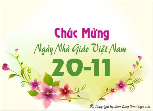 Chúc mừng ngày nhà giáo Việt Nam 20/11/2012 Thayco39