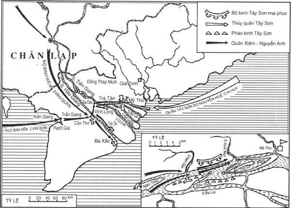 Chiến thắng Rạch Gầm-Xoài Mút, năm 1785 Khang-chien-chong-Xiem-1785