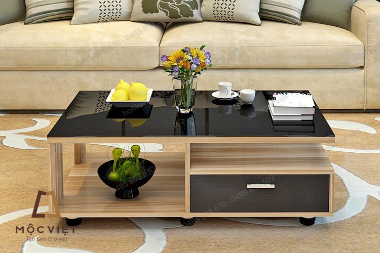 Bàn trà gỗ và bàn trà kính đâu mới là sự lựa chọn dành cho bạn? Ban-tra-phong-khach-hien-dai-bt-014_144
