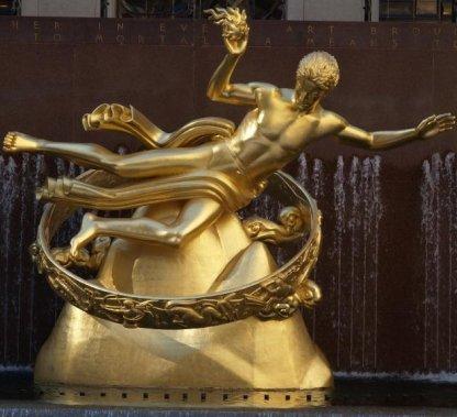 Le mythe de la chute de Lucifer et de Prométhée Prometheus2