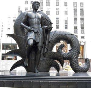 Le mythe de la chute de Lucifer et de Prométhée Youth