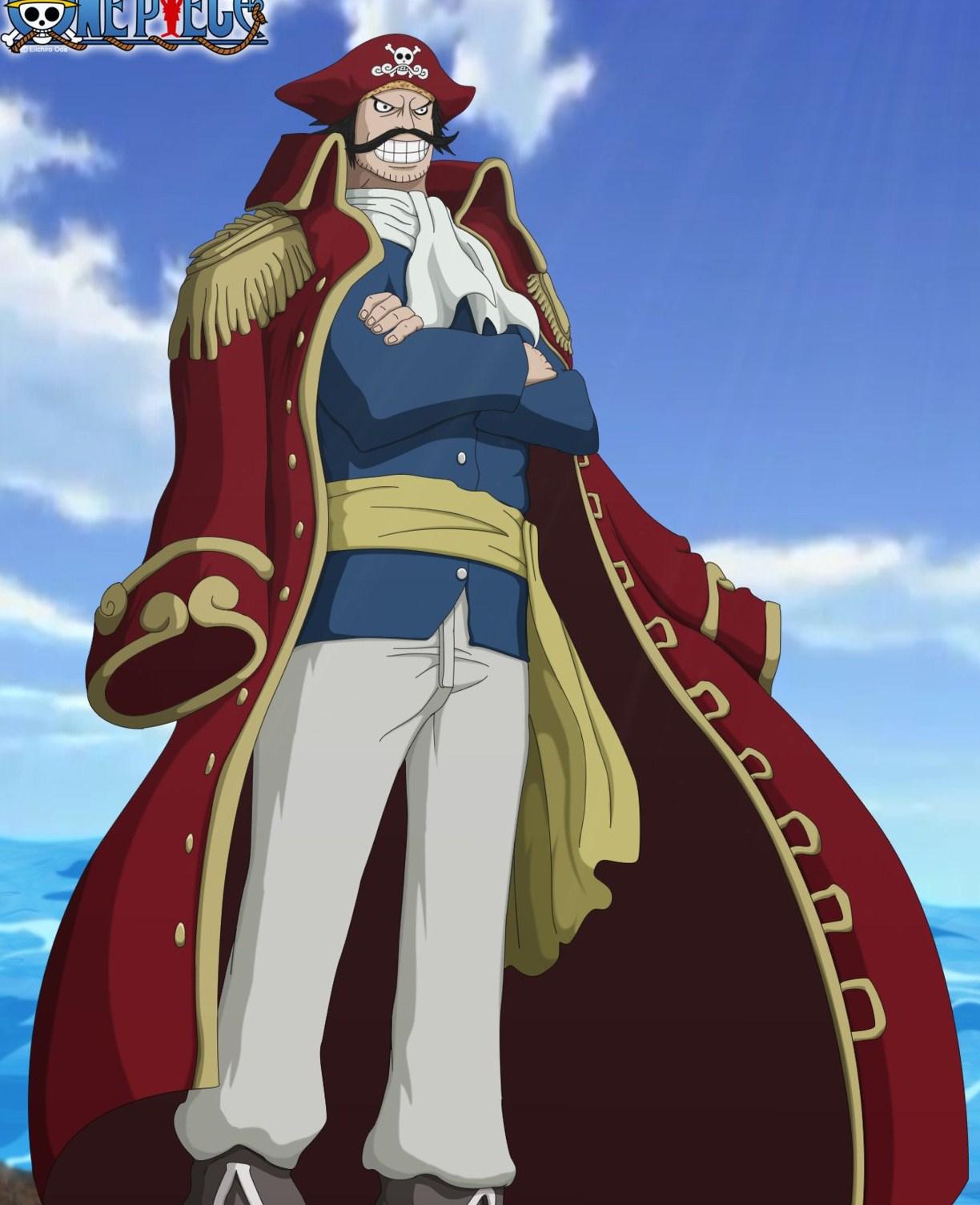 Legendary pirate's coat Gold_D_Roger_Seigneur_des_pirates